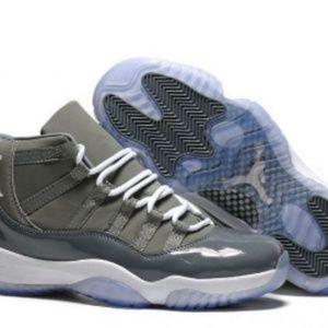 "Other - Air Jordan 11 Retro ""Cool Grey"" Medium Grey White"